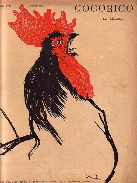 No, 1899 - Теофіль Стейнлен