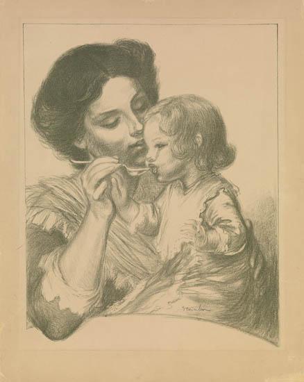 Racahout Des Arabes, 1905 - Theophile Steinlen