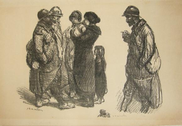 Sans Famille, 1916 - Theophile Steinlen