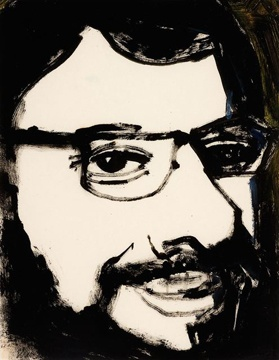 Allan Ginsberg, 1961 - Theophilus Brown