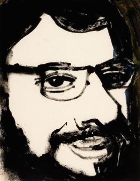 Allan Ginsberg, 1961