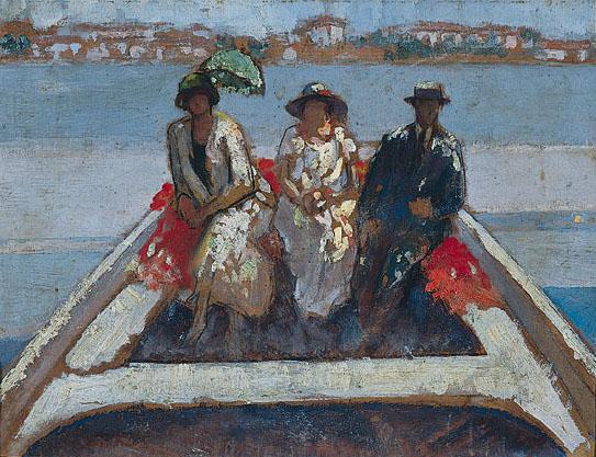 Boating - Theophrastos Triantafyllidis