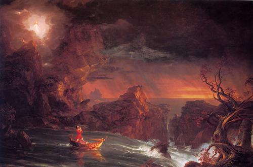The Voyage of Life: Manhood