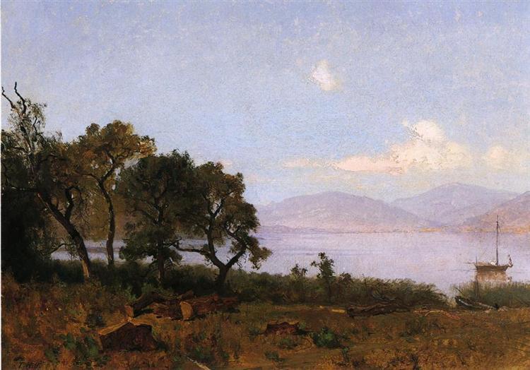 Morning, Clear Lake, 1876 - Thomas Hill