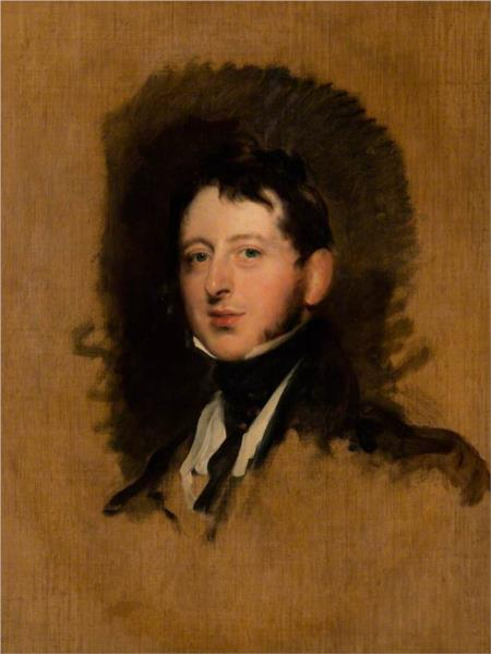 John Frederick Campbell, 1829 - Thomas Lawrence