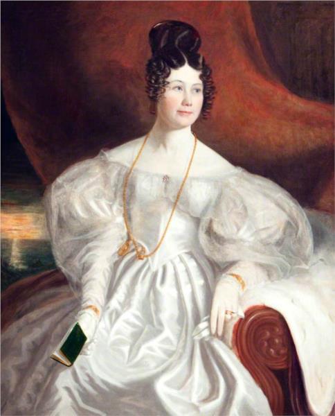 Mrs Alice Wood, 1830 - Thomas Lawrence