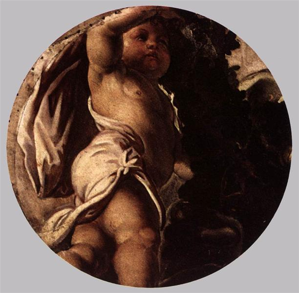 Autumn, c.1564 - Tintoretto