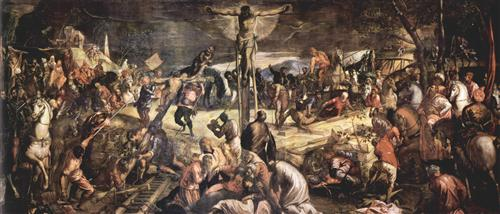 Crucifixion - Tintoretto