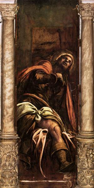 Saint Roch, 1579 - 1581 - Tintoretto