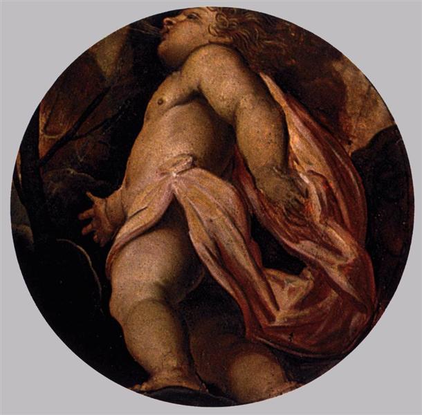 Winter, c.1564 - Tintoretto