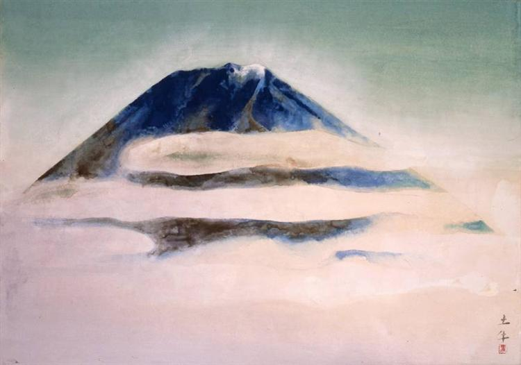 Mt. Fuji - Okumura Togyu
