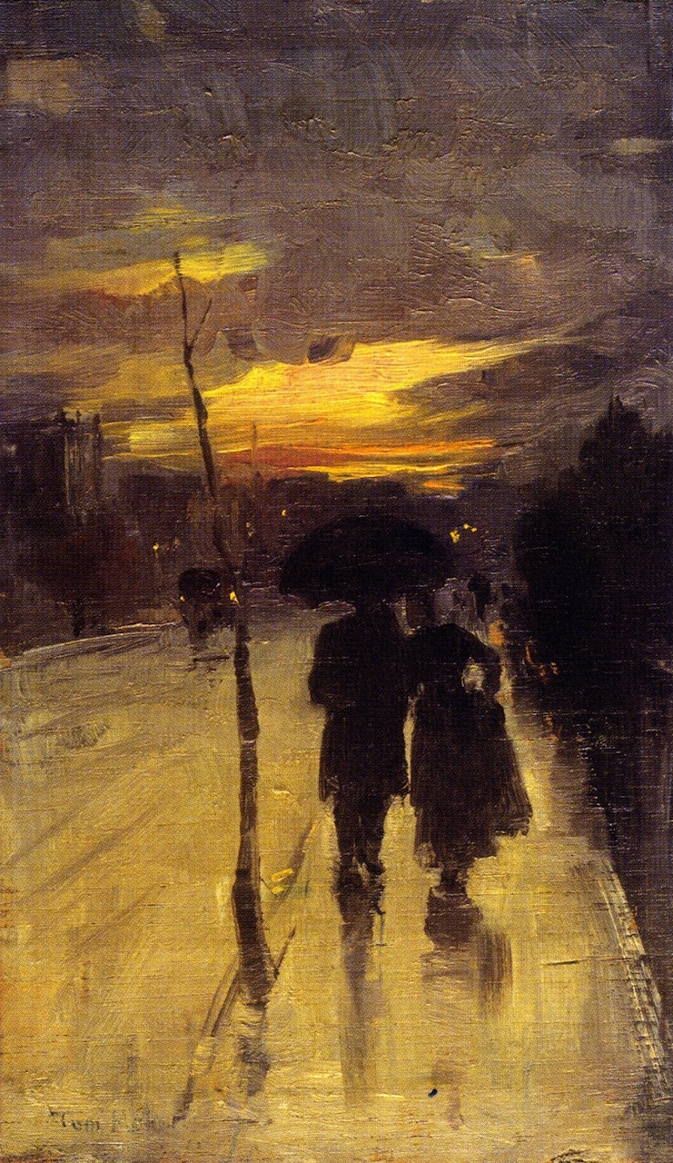 Going Home, 1889