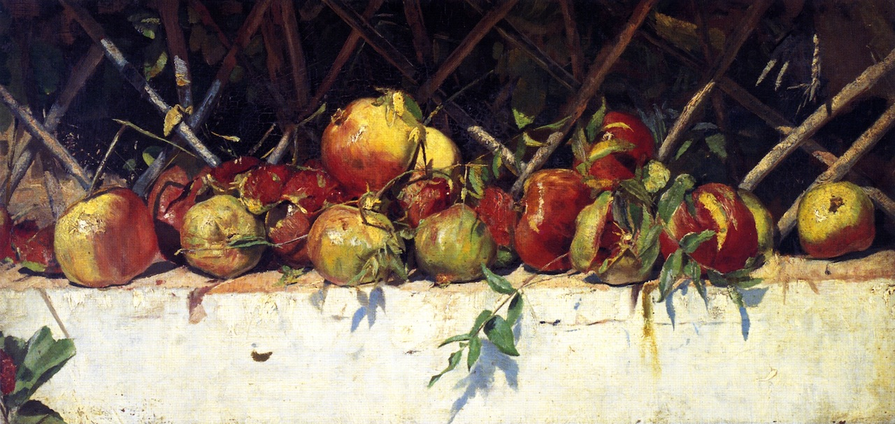 Still LIfe with Pomegranates, 1883