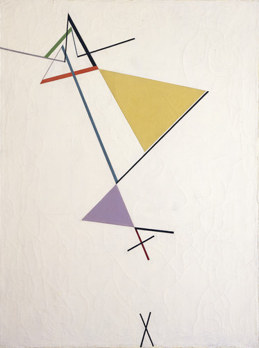 Desarrollo del triángulo - Tomás Maldonado