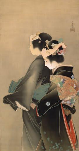Springtime of Life, 1899 - Uemura Shoen