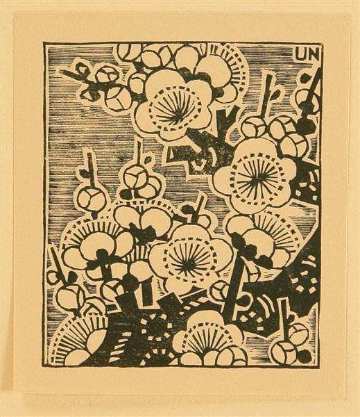 Plum, 1930 - Unichi Hiratsuka