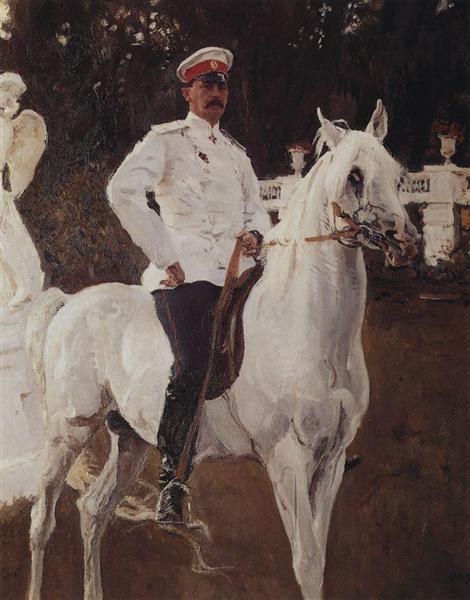 Portrait of Prince Felix Yussupov, 1903 - Valentin Serov