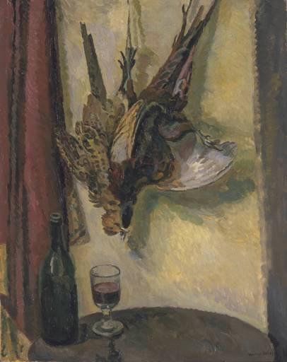Pheasants, 1931 - Vanessa Bell