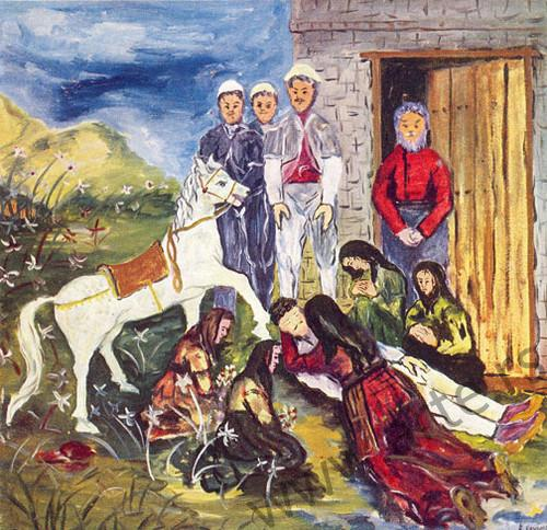 Smrt Kuzmanova, 1956 - Vangel Naumovski