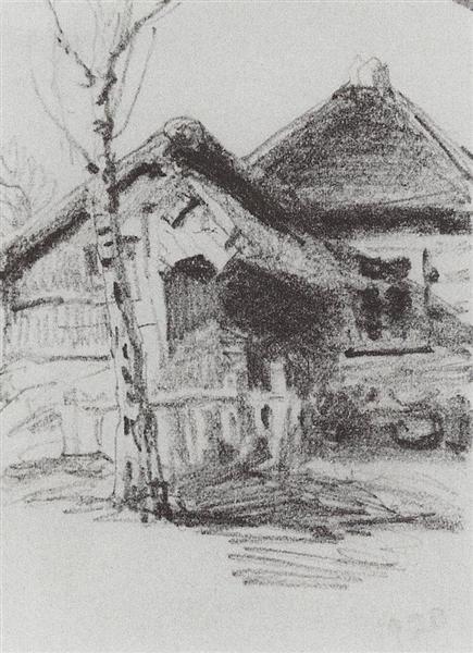 Tarusa, 1920 - Vasily Polenov