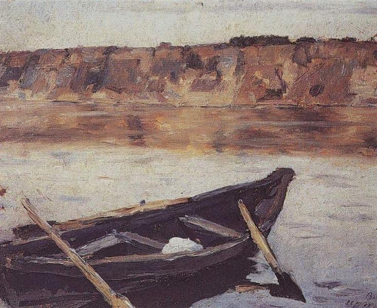 Irtysh, 1892 - Василь Суриков