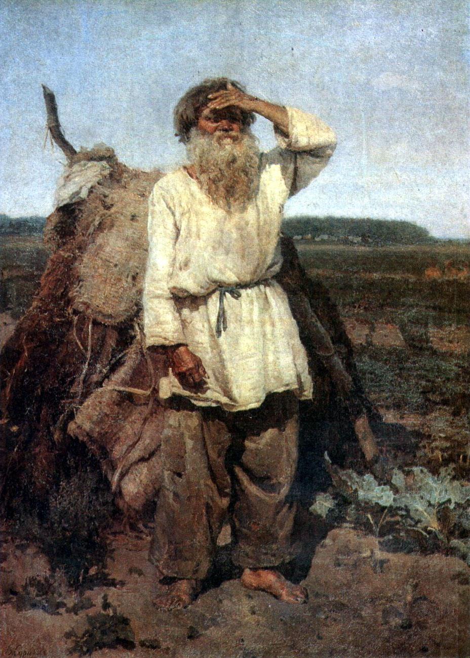 Русская женщина и старик смотреть онлайн 12 фотография