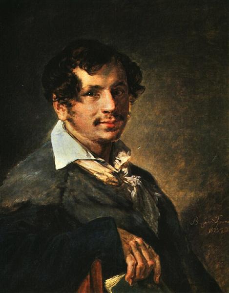 Bulakhov Peter, 1823 - Vasily Tropinin