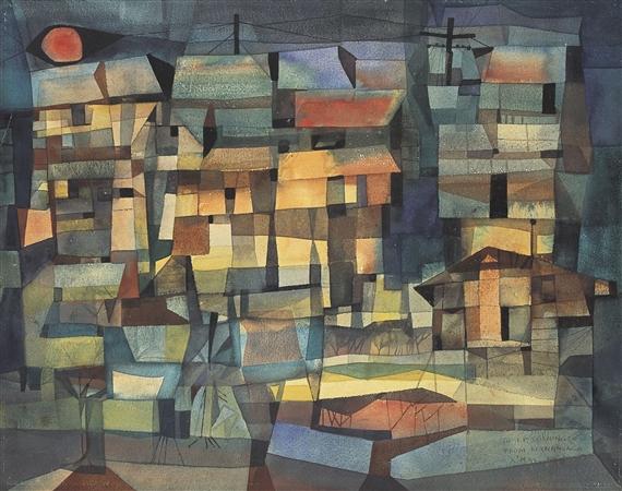 Community - Vicente Manansala