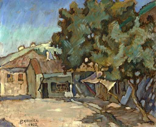 Village, 1922