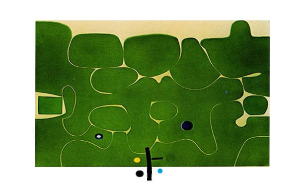 Il Labirinto della Psiche, 1986 - Victor Pasmore