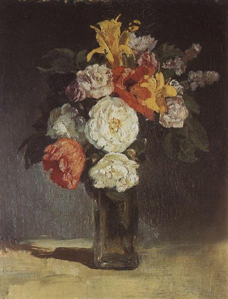 Bouquet. Abramtzevo - Viktor Vasnetsov