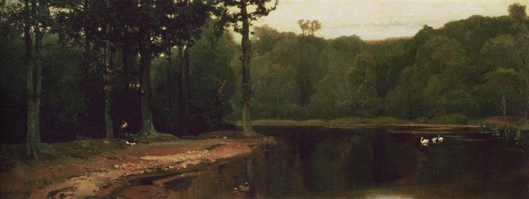 Lull, 1881 - Viktor Vasnetsov