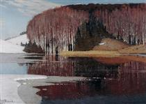 Spring Waters - Vilhelms Purvitis