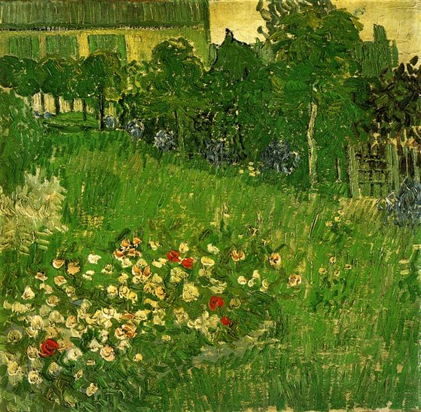 Daubigny's Garden, 1890 - Vincent van Gogh