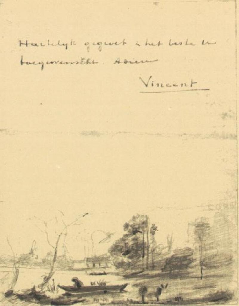 Town d'Avray: L'Etang au Batelier, 1875