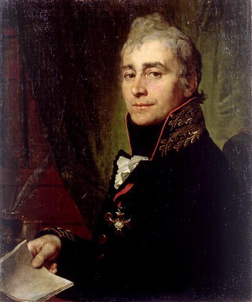 AlexanderFedoseevichBestuzhev - Vladimir Borovikovsky