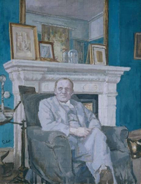 Sir Alec Martin, 1935 - Walter Sickert