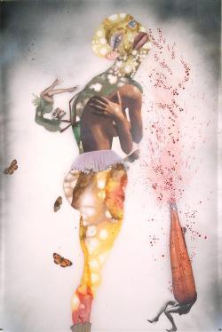Untitled, 2003 - Wangechi Mutu