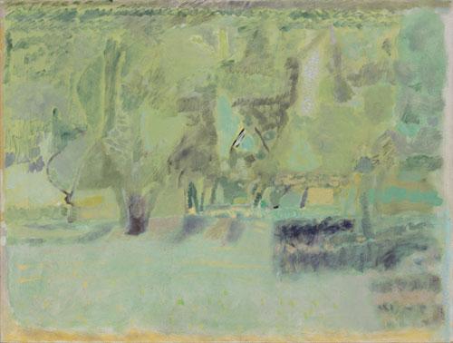 Olive Grove (Corfu), 1971