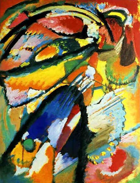 Lenbachhaus - Sammlung Online - Wassily Kandinsky