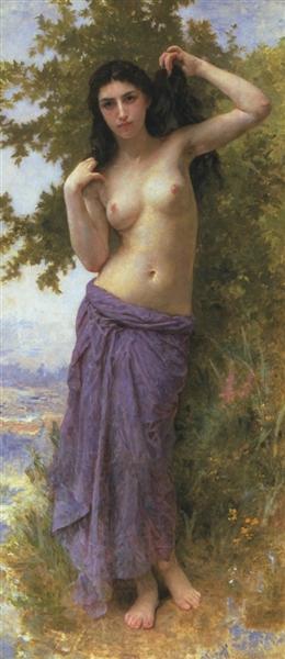 Beaut Romane, 1904 - Вильям Адольф Бугро