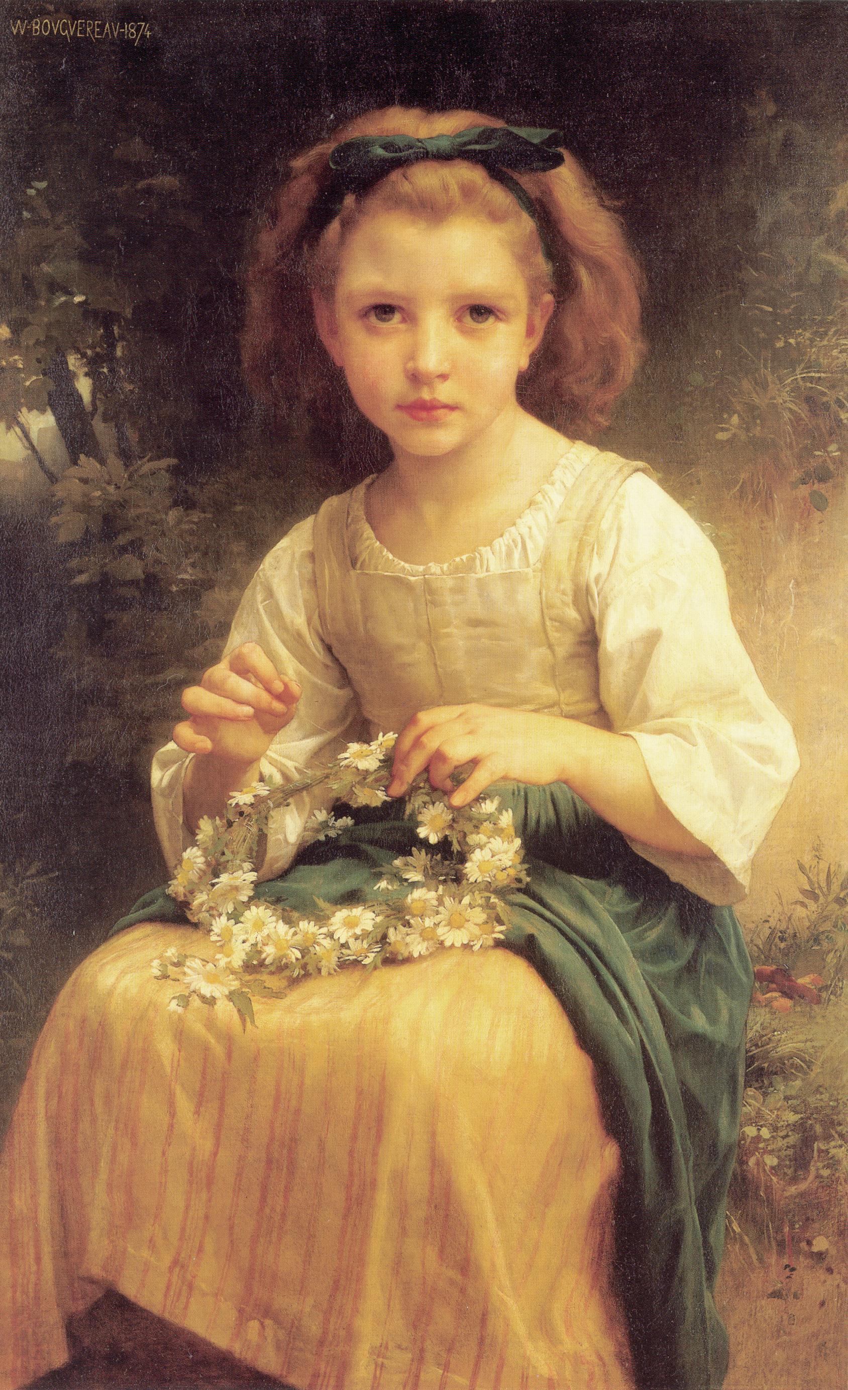 William-Adolphe Bouguereau Paintings