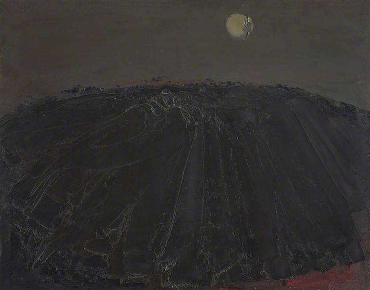 Luna 7, Subiaco, 1967 - William Congdon