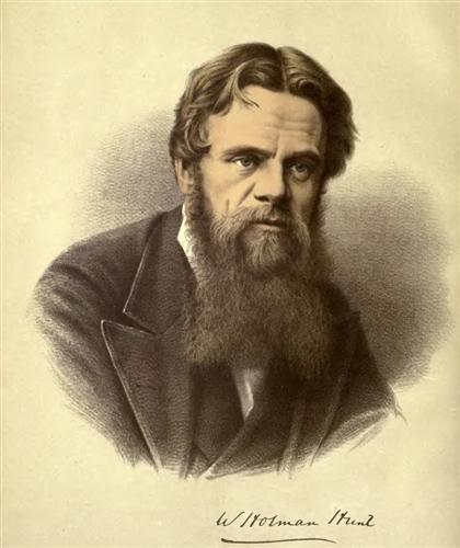 British artist William Holman Hunt - William Holman Hunt