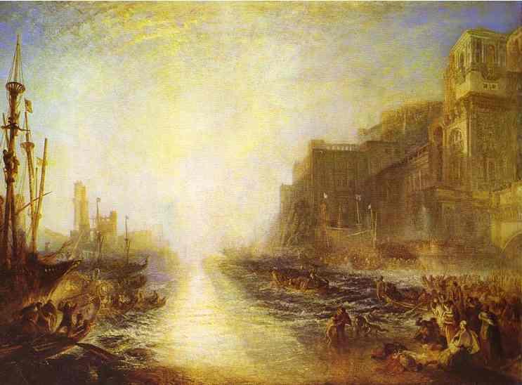 Regulus, 1828 - 1837 - J.M.W. Turner