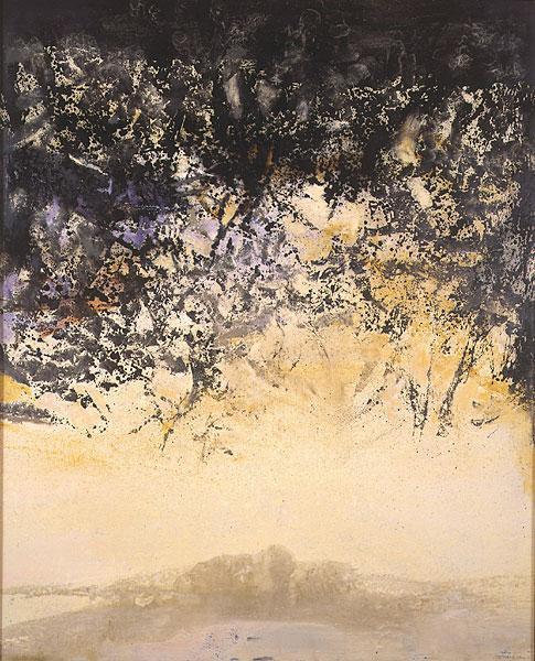 11-11-1996, 1996 - Zao Wou-Ki