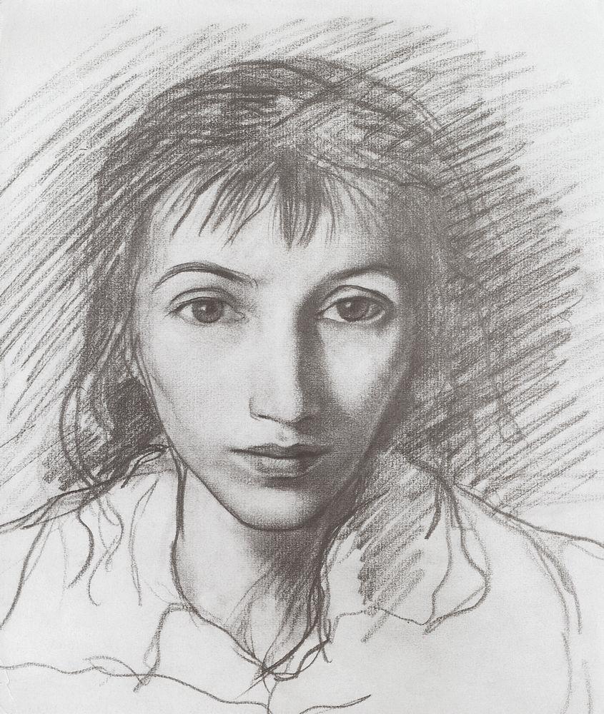 Homepage zinaida serebriakova self portrait