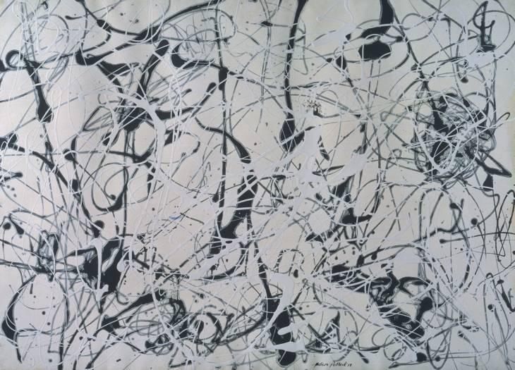 Number 23, 1948 - Jackson Pollock
